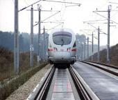 КНР готова построить в России скоростные железные дороги