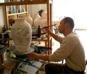 Китайская международная выставка керамики