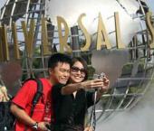 Китай и США обменялись 2,33 млн туристов