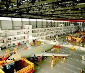 Китайский сборочный завод Airbus выпускает три А320 в месяц