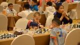 Видео из Таиланда, где прошел чемпионат мира по шахматам среди школьников.